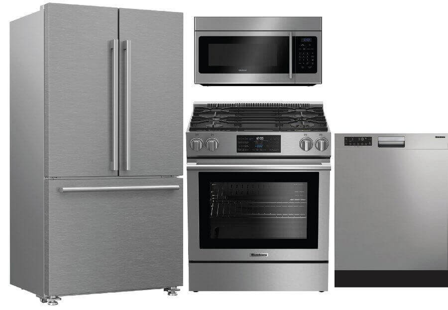 Blomberg 4 Piece Kitchen Package Deal