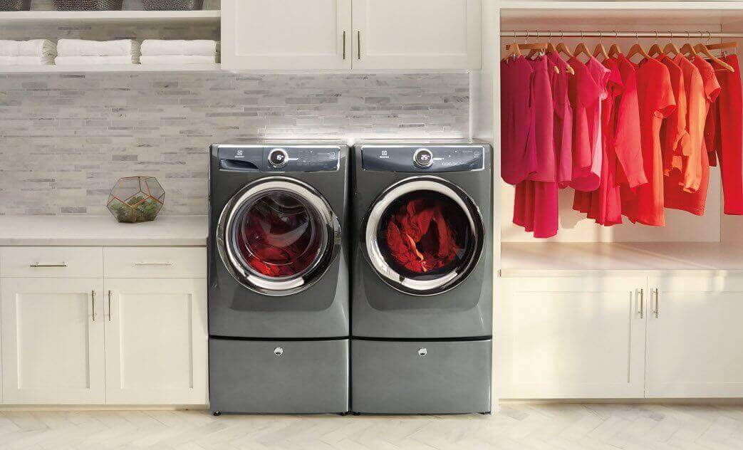 The Most Effective Stain-Removing Washers With The LuxCare Wash System