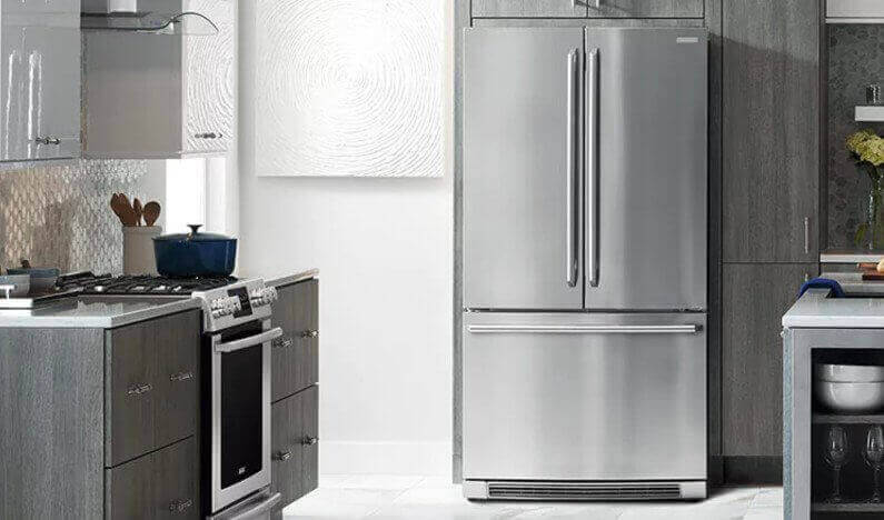 Electrolux French Door Refrigerators With Perfect Temp Drawer
