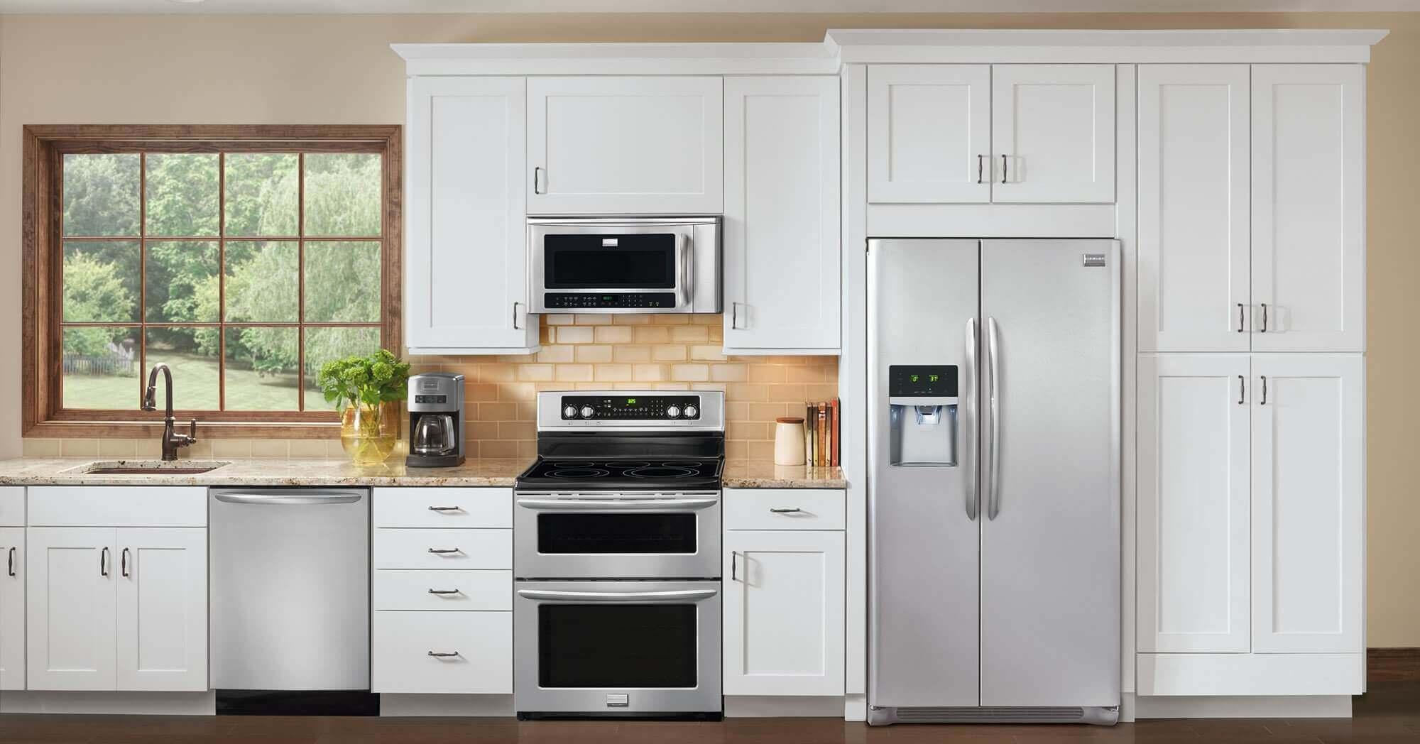 Frigidaire Appliances at Mrs. G\'s | Frigidaire Kitchen Appliances ...