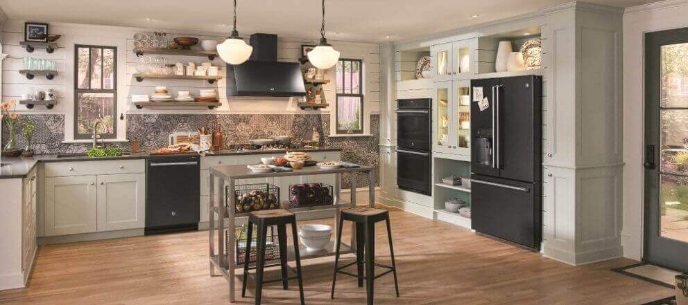 Ge Café Black Slate Finish Liances At Mrs G S Kitchen And Home Prices