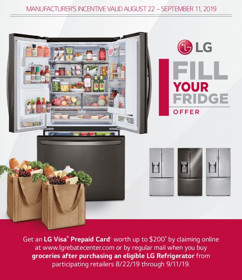 LG TV's and Appliances at Mrs  G's | LG Televisions and