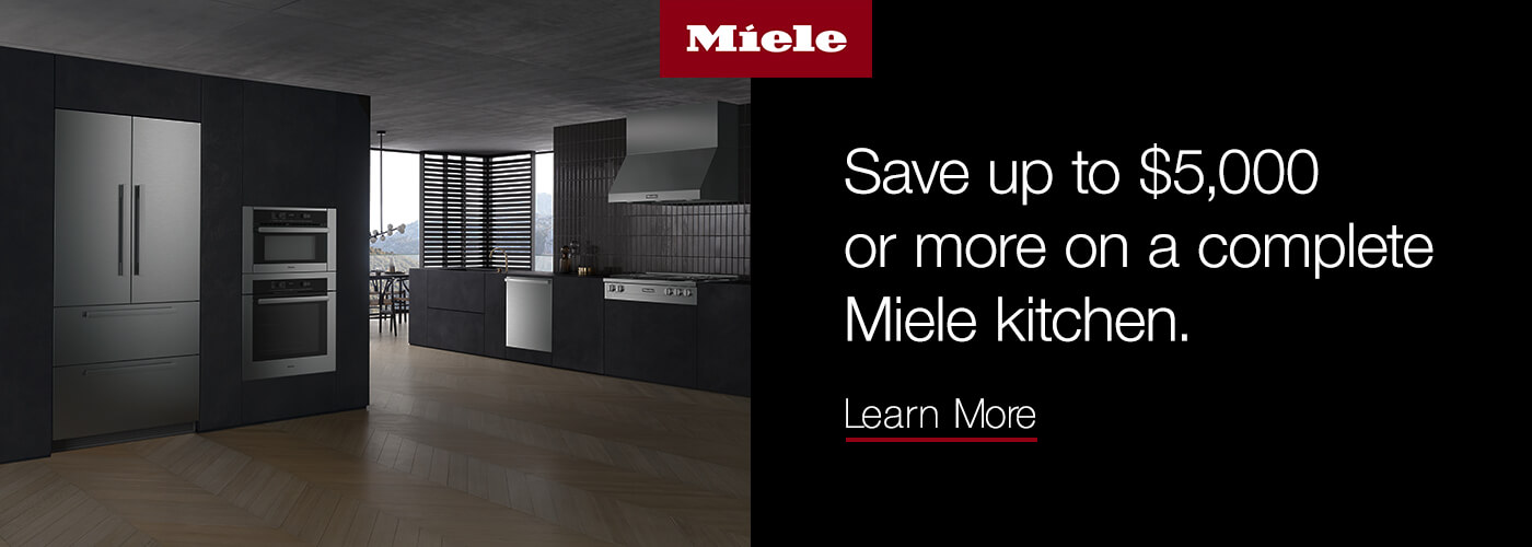 Miele Kitchen Package Rebate