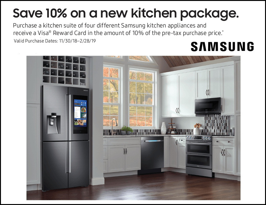 Samsung Rebates