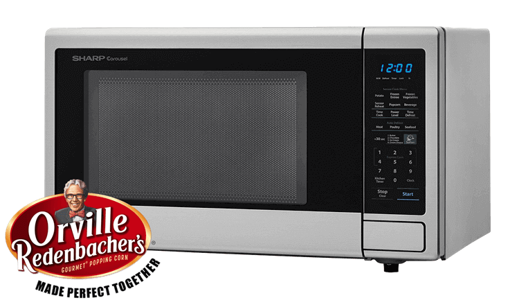 Sharp Carousel Countertop Microwave
