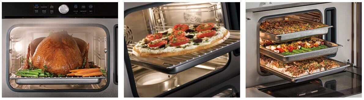 Steam & Convection Ovens