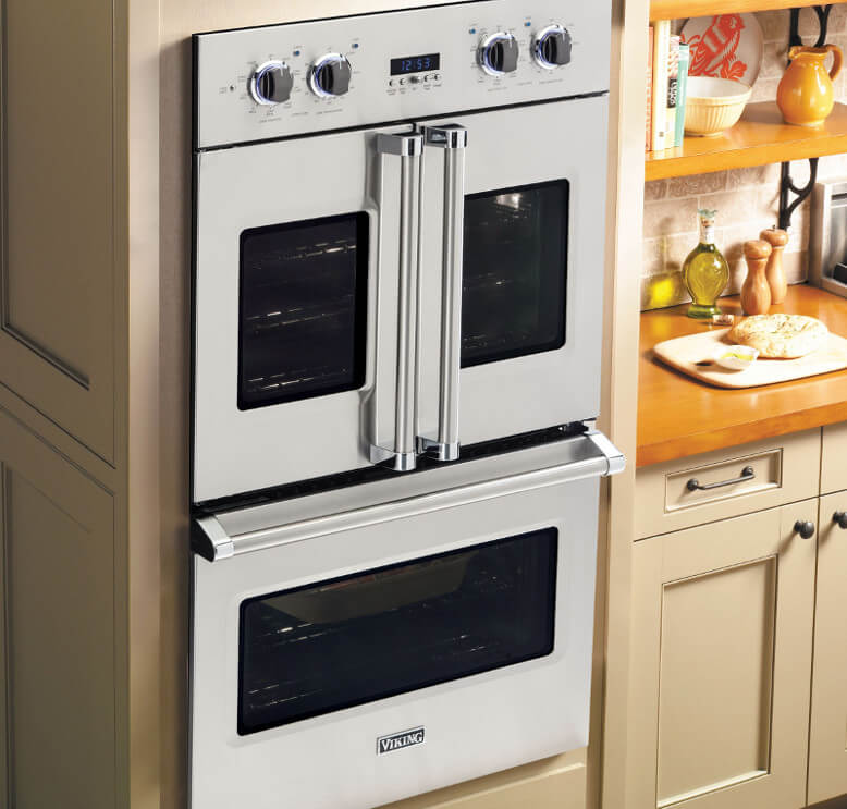 Viking Professional French-Door Double Oven