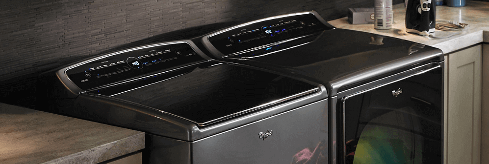 Whirlpool Laundry Featuring Innovative Technology