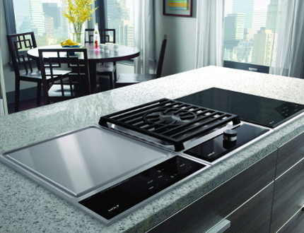 Wolf Module Cooktops