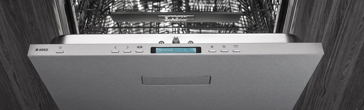 How Do I Reset My Asko Dishwasher D5424