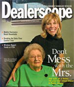 Dealerscope Magazine cover