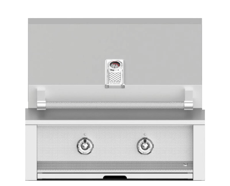 Hestan Aspire 30 in grill